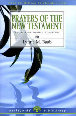 Prayers of the New Testament by Lynne M Baab image