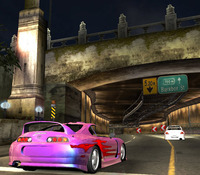 Need for Speed: Underground for PS2 image