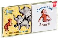 Curious Baby: Curious George Book & T-Shirt Set by H.A. Rey image