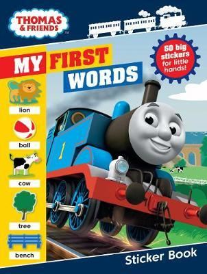 Thomas & Friends: My First Words Sticker Book by Egmont Publishing UK image