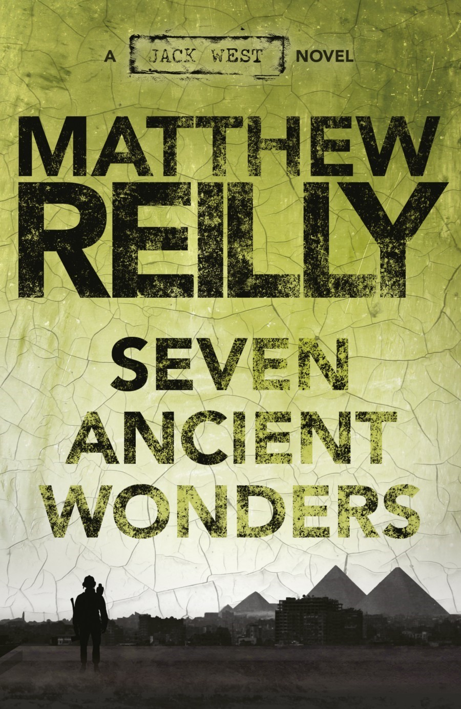 The Seven Ancient Wonders by Matthew Reilly image