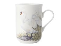 Maxwell & Williams Birds of the World Katherine Castle Mug 300ML Swans Gift Boxed