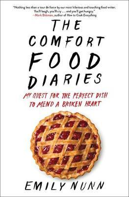 The Comfort Food Diaries by Emily Nunn image