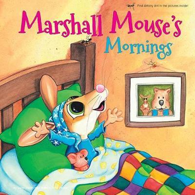 Marshall Mouse Every Morning / Marshall Mouse Every Night by Luisa Adam image