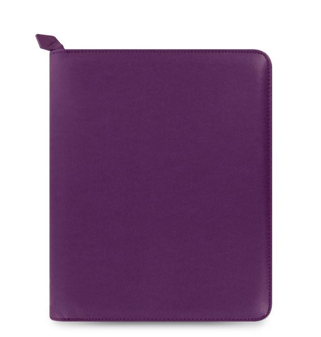 Filofax: Pennybridge Zip Large Tablet Case - Purple