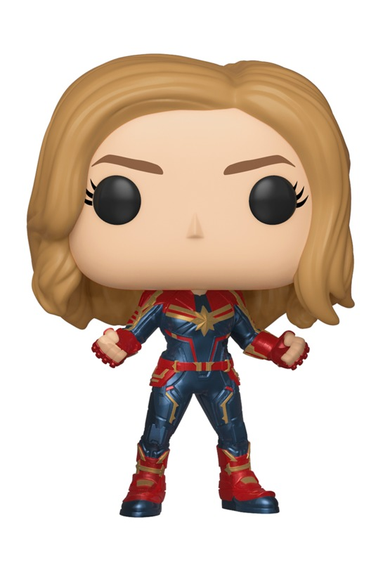 Captain Marvel - Pop! Vinyl Figure (with a chance for a Chase version!)
