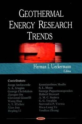 Geothermal Energy Research Trends by Herman I. Ueckermann image
