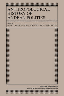 Anthropological History of Andean Polities image