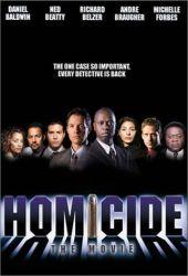 Homicide - The Movie on DVD