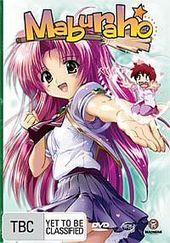 Maburaho - Vol 2 on DVD