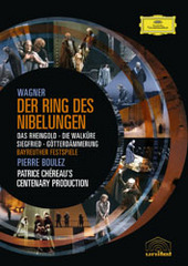 Wagner: Der Ring des Nibelung on DVD