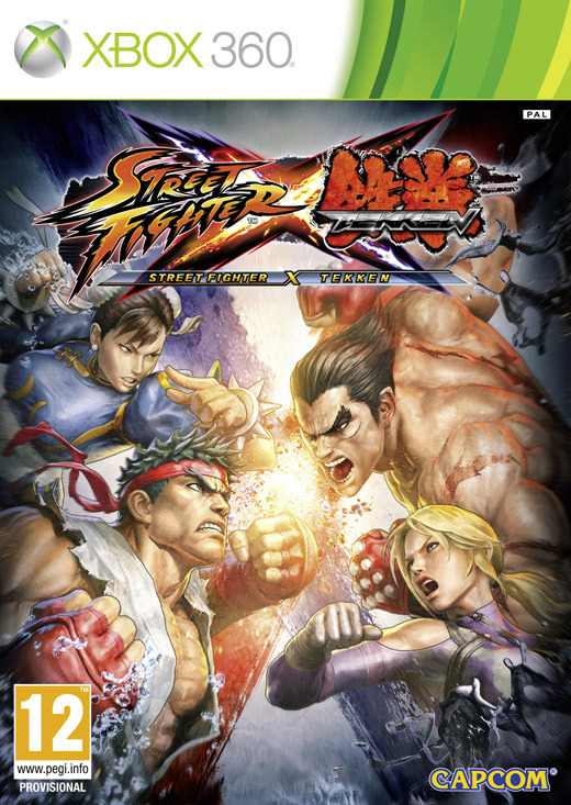 Street Fighter X Tekken for Xbox 360