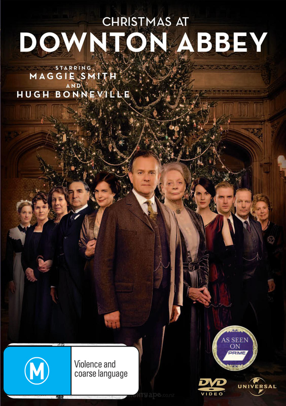 Christmas at Downton Abbey on DVD