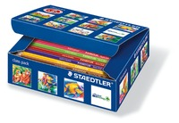 Staedtler Noris Club Colour Pencils Box 144