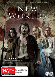 New Worlds on DVD