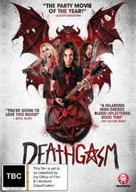 Deathgasm on DVD