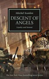 Descent of Angels by Mitchel Scanlon