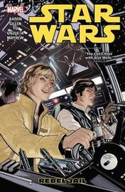 Star Wars Vol. 3: Rebel Jail by Jason Aaron