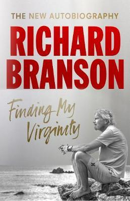 Finding My Virginity by Richard Branson image