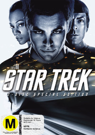 Star Trek XI - 2-Disc Special Edition (2 Disc Set) on DVD