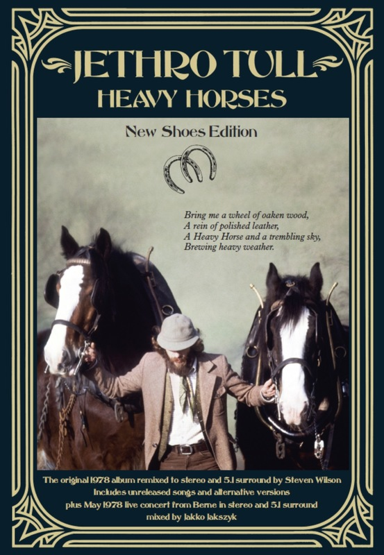 Heavy Horses (New Shoes Edition) by Jethro Tull