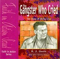 The Gangster Who Cried - Pupil Book by R.J. Owen image