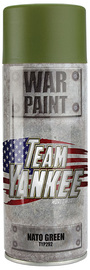 Flames of War: Team Yankee Paint Spray Can - NATO Green (400ml)