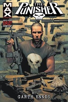 Punisher Max By Garth Ennis Omnibus Vol. 1 by Garth Ennis image