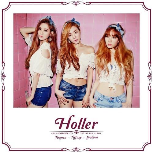 Holler (2nd Mini Album) by Girls' Generation-TTS