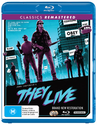 They Live on Blu-ray image