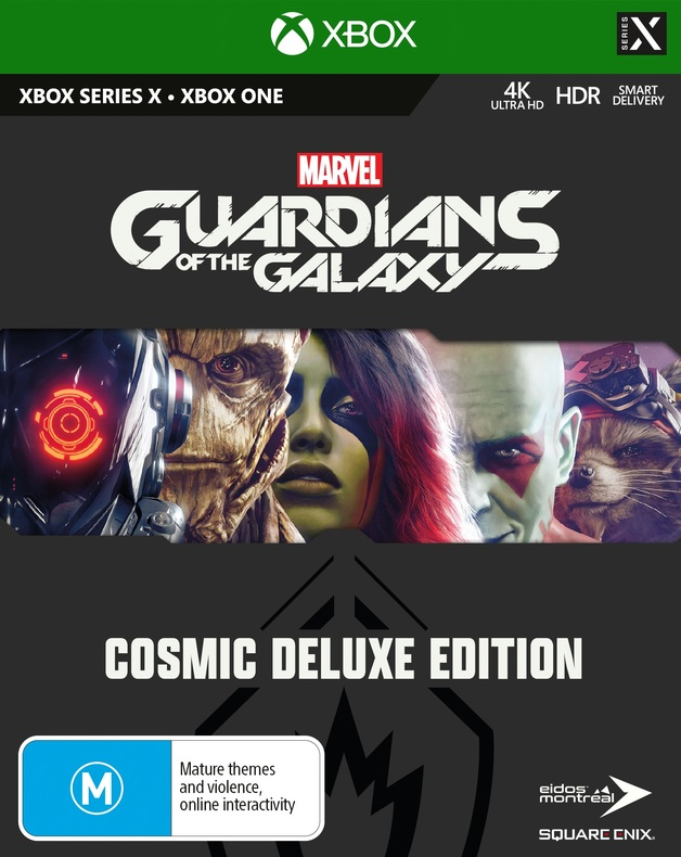 Marvel's Guardians of the Galaxy Cosmic Deluxe Edition for Xbox Series X, Xbox One