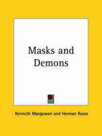 Masks and Demons (1924) by Herman Rosse image