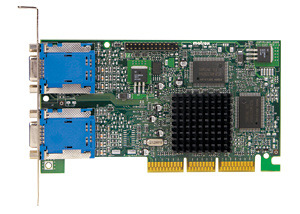 Matrox Millenium Video Card G450 32MB PCI DDR