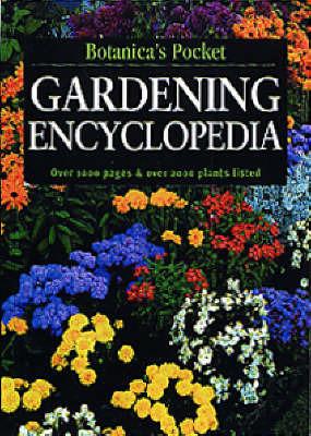 Gardening Encyclopedia by James Mills-Hicks