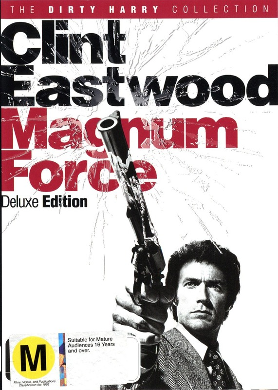 Magnum Force - Deluxe Edition on DVD