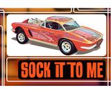 AMT 1962 Corvette 1/25 Model Kit
