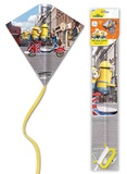 Minions Plastic Diamond Kite (City)