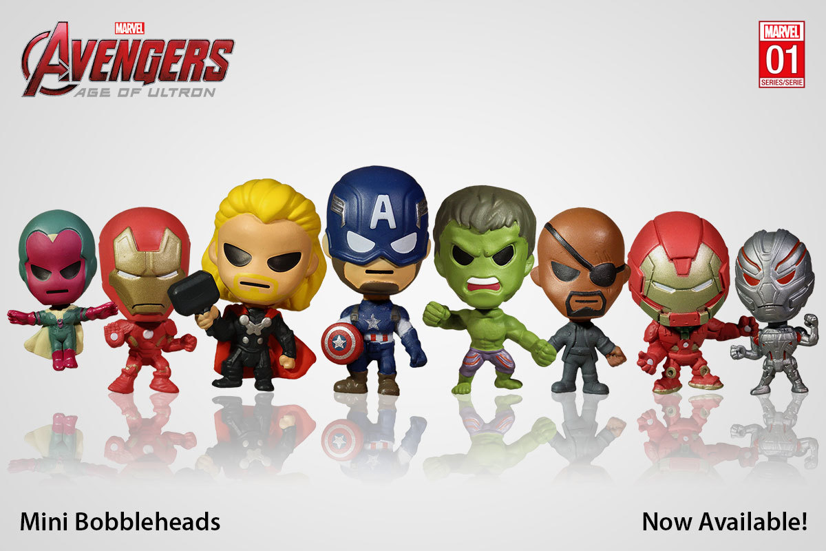 Original Minis: Age of Ultron Mini Figure - Blind Bag image