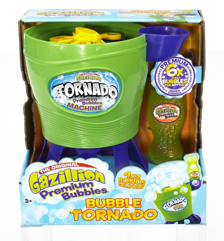 Gazillion: Tornado Bubble Machine image