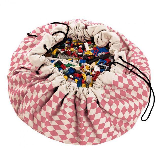 Play & Go Storage Bag (Diamond Pink)