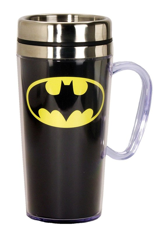 Batman - Insulated Travel Mug