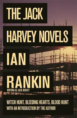 The Jack Harvey Novels by Ian Rankin image