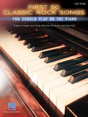 First 50 Classic Rock Songs You Should Play On Piano image