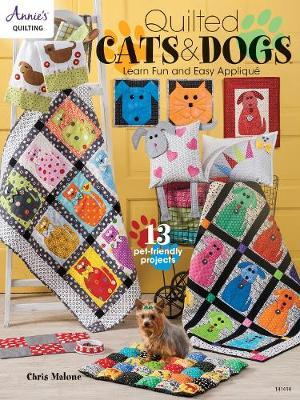 Quilted Cats & Dogs by Chris Malone image