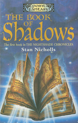 Book of Shadows by Stan Nicholls image