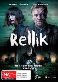 Rellik on DVD