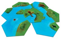 Explorers of the North Sea - Board Game image