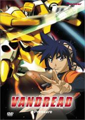 Vandread - Volume 4 - Pressure on DVD