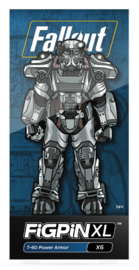 Fallout - T60 Power Armor (#X6) - XL FiGPiN image