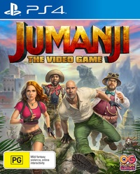 Jumanji: The Video Game for PS4 image